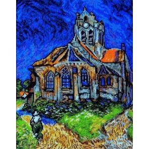 Церковь в Овере Набор для вышивания 07.019