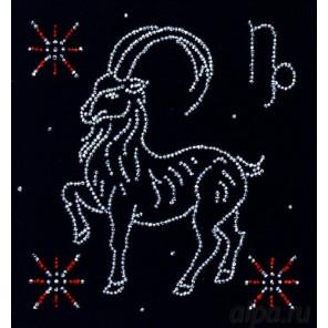 Козерог. Гороскоп Набор для вышивки бисером Магия канвы БГ-001