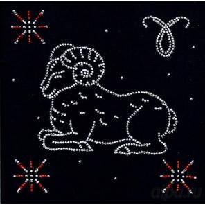 Овен. Гороскоп Набор для вышивки бисером Магия канвы БГ-003