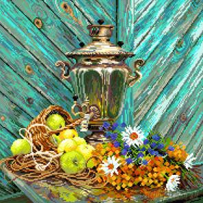 Осенний аромат Набор для вышивания Матренин посад