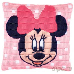 Минни Маус (Disney) Набор для вышивания подушки Vervaco PN-0169203