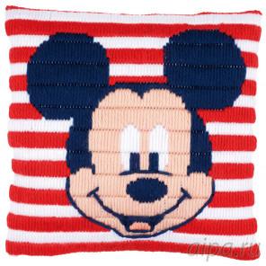 Микки Маус (Disney) Набор для вышивания подушки Vervaco PN-0169220